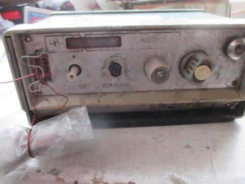Ремонт радиостанции карат-2, УНЧ