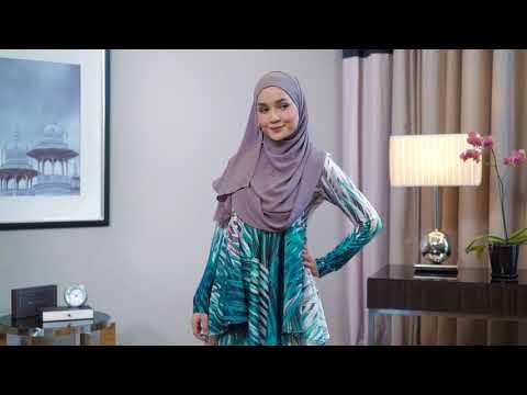 Jubah Muslimah Terkini Dari Bella Ammara No.1 Malaysia