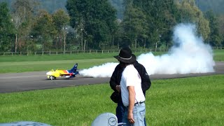 Attention very Loud !! Hausen R/C Air-Show, Gentleman start your Engine 2014