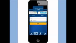 How to use Live Departure Boards on the National Rail Enquiries iPhone app video