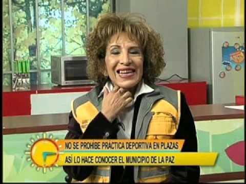 Levántate Bolivia con Janet Ferrufino, Directora Municipal de Deportes