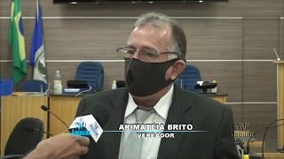 Para Arimateia, as sessões Remotas viabilizara a interação dos parlamentares com a população