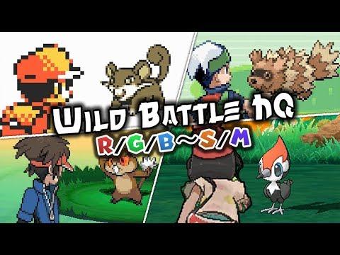 Pokemon All Wild Battle (1996 - 2016) [HQ]