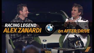 Alex Zanardi INTERVIEW Racing Daytona, BMW M8, and THE PASS -- AFTER/DRIVE