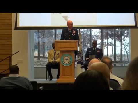 Coast Guard honors Dr. Martin Luther King, Jr.