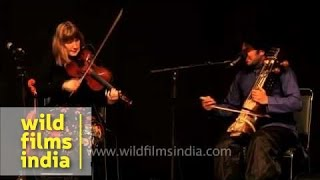 Folk music from India and UK by Folk Nations