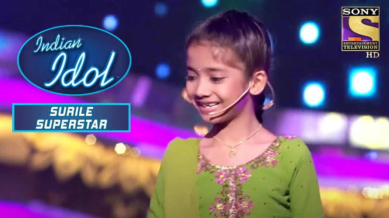 Download Sugandha के Performance पे मिला Standing Ovation   Indian Idol Junior   Surile Superstar