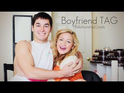 Boyfriend Tag with Wilbur! | LoveShelbey