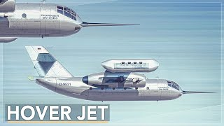 Germany's Insane Hover Jet Transport: The Do 31 Story