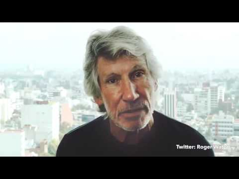 Pink Floyd legend Roger Waters praises Celtic fans for Palestine flag display