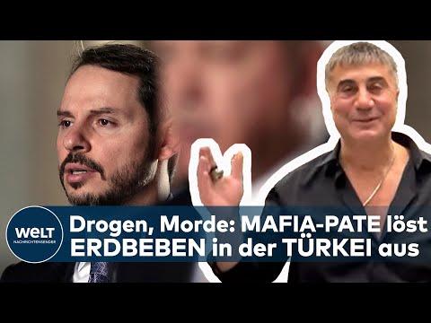TÜRKEI: Mafia-Boss Sedat Peker löst mit YouTube-Videos ein politisches Erdbeben aus I WELT News