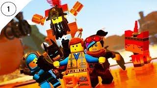 LEGO Przygoda 2 Gra Wideo #1 - Zaczynamy Przygodę z Emmetem - Gra LEGO Przygoda