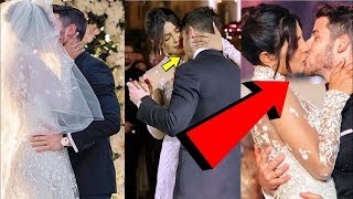 Inside Video | Priyanka And Nick Jonas Kissing First Time After Marriage