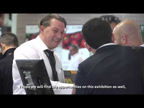 ALX Hungary - Hungary Pavillion Growtech Exhibition - Full Version