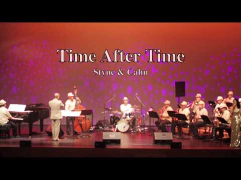 "Atlántico Big Band En Teatro Mayor, ""Time After Time"", Dirige Guillermo Carbó"