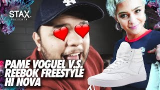 f39c6df4725e Sneakers para mujer Reebok Freestyle Hi nova