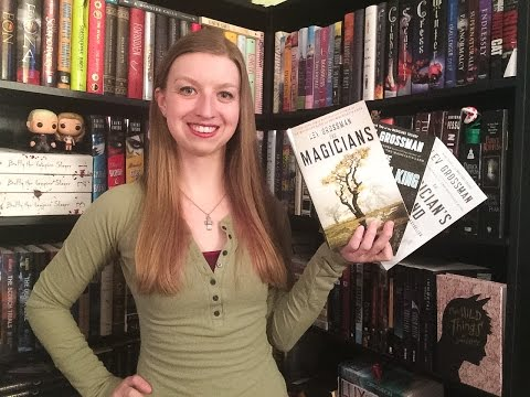 Book Review | The Magicians Trilogy by Lev Grossman