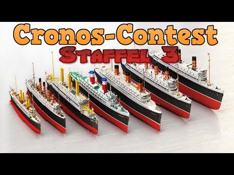 CRONOS-Contest 2019 - Recall 3: Letzte Kandidaten und Entscheidung