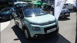 2019 Citroen C3 Aircross PureTech 110 - Exterior and Interior - Automobil Tübingen 2019