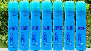 Engage woman plus bodylicious deo spray spell review RARA affordable deo spray for daily use