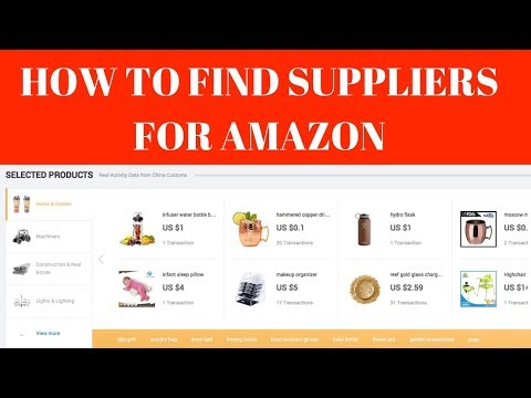 How I Find HIGH QUALITY PRODUCTS AND SUPPLIERS For CHEAP Amazon FBA! (Amazon Case Study #3)