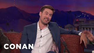 Zach Cregger's Humiliating First Acting Job  - CONAN on TBS