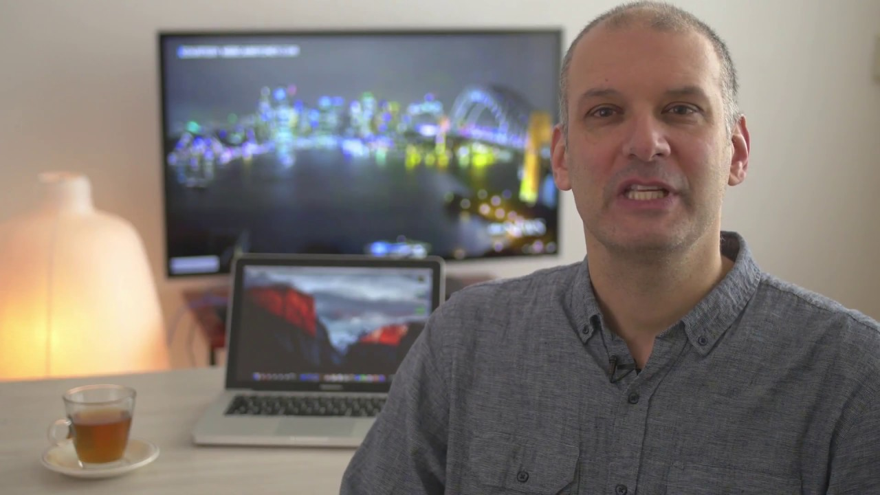 Mirror your Mac or Macbook on a Samsung TV screen - AirBeamTV