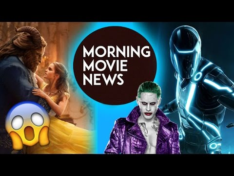 Beauty and the Beast 2017 Backlash re Gay LeFou, Jared Leto for Tron 3