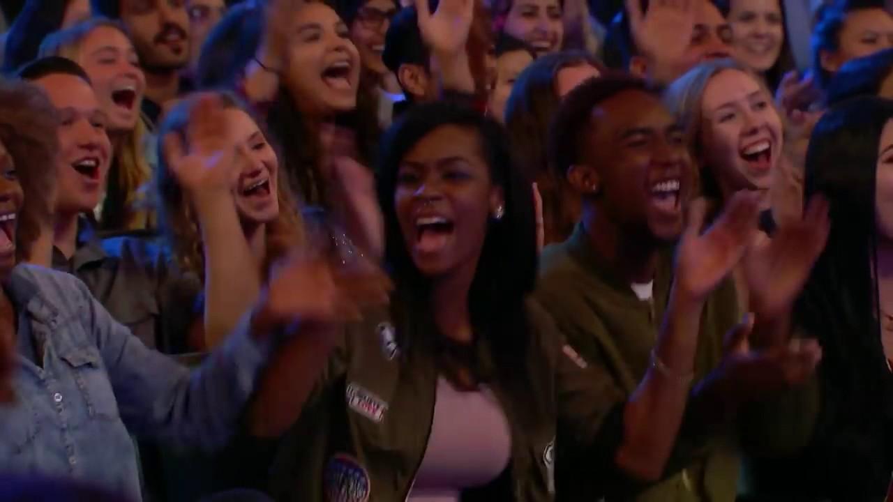 Americas got talent 2017 oscar - Oscar Hernandez Dancer Shows Looks Are Deceiving And Breaks It Down America S Got Talent 2017 Y