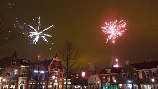 Vuurwerk jaarwisseling Naaldwijk