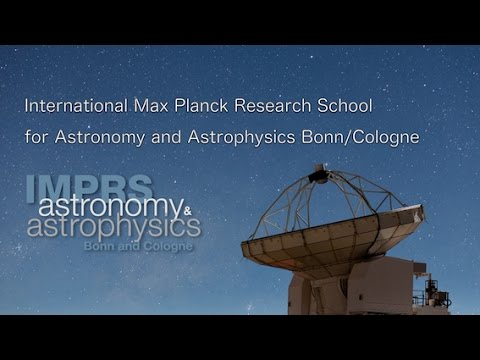 IMPRS for Astronomy and Astrophysics Bonn Cologne