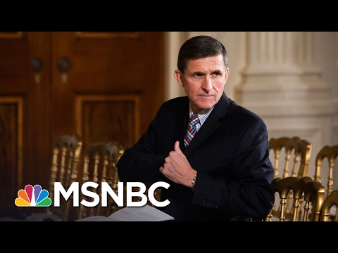 Michael Flynn Resigns, Vice President Mike Pence A Driver Of His Exit | Morning Joe | MSNBC