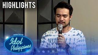 Renwick Benito Top 10 Mentoring Session | Live Round | Idol Philippines 2019