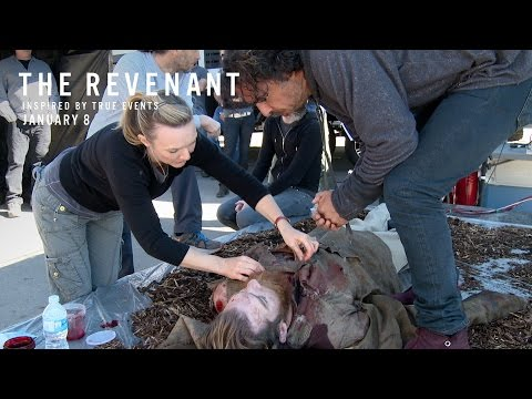 "The Revenant | ""Makeup"" Featurette [HD] 