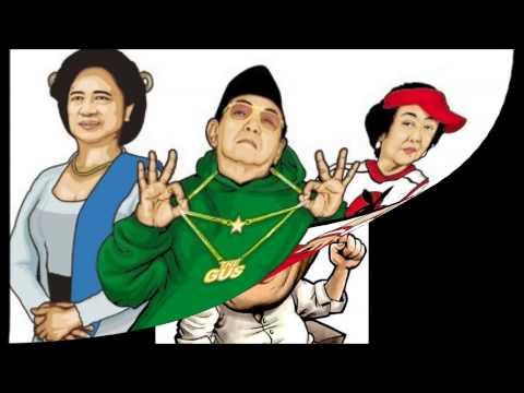 O.M. Sagita - Gus Dur (Pendekar Rakyat)...