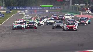 WTCR 2018 - Round6 - Slovakia Ring Review HUN