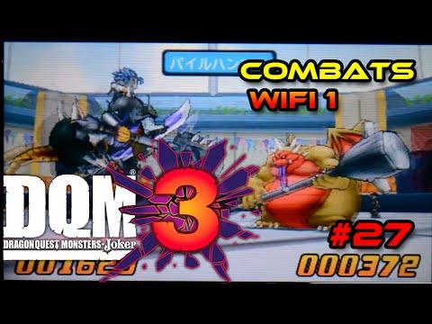 Dragon Quest Monsters : Joker 3 FR #27 | Les premiers combats wifi :D