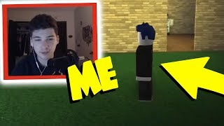 WATCHING MY FIRST ROBLOX VIDEO EVER!