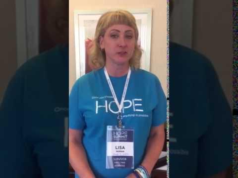 HOPE Summit 2017: Lisa Moran