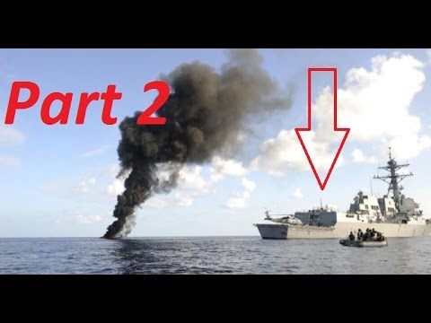 Somali pirates lose deadly gun fight to US security guards Part 2