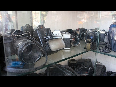 USED CAMERA MARKET IN DELHI | DSLRs IN CHEAP | KUCCHA CHAUDHARY MARKET | #51NGHVlogs