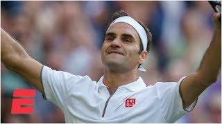 Ageless wonder Roger Federer strives for 21st Grand Slam title   2019 Wimbledon