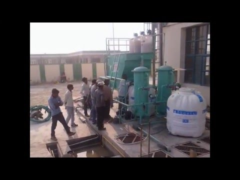 EFFLUENT & SEWAGE TREATMENT PLANT INSTALLED BY VENTILAIR ENGINEERS