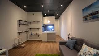 Квартира посуточно Киев: Видеообзор уютной квартиры-студио с балконом ✔️ Безопасная аренда