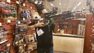 💢203-Cabele cửa hàng súng săn Mỷ- đả không