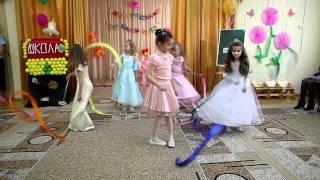 Детская зарядка в детском саду 2563