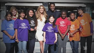 WWE and NBC Universo honor Jennifer Lopez for Hispanic Heritage Month