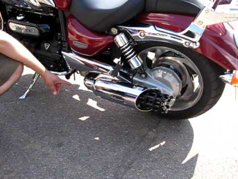 Alchemy Bikes Triumph Rocket 3 Youtube