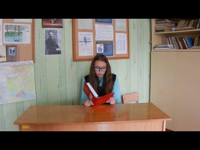 Изображение предпросмотра прочтения – МарияБаранчикова читает произведение «Из письма (Милый, прости...)» В.Я.Брюсова