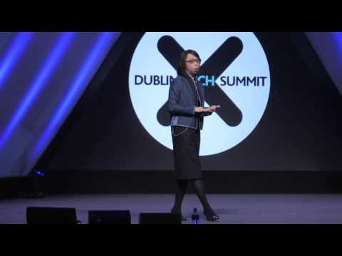 Bessie Lee, CEO of withinlink - Dublin Tech Summit 2017